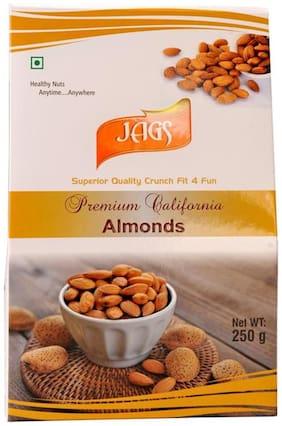 JAGS  California Almonds 250gm