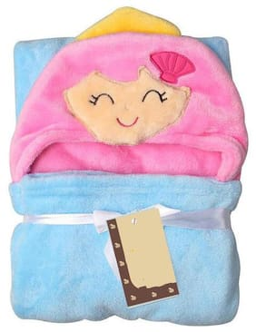 JARS Collections All Season Luxury Clothing Hooded Wrapper/Blanket/Towel for Babies