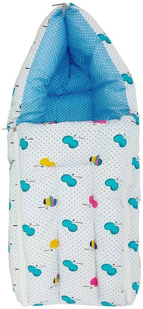 JARS Collections Soft and Comfortable Zippered Baby Sleeping Bag