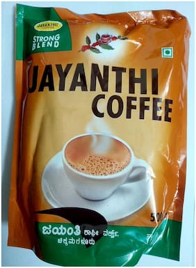 Jayanthi Filter Coffee - Strong Blend contains 35% chicory - 1 Kg