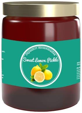 Jayashri Homemade Sweet Lemon Pickle 500 g