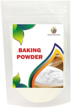 Jioo Organics 100% Natural Baking Powder/Cooking Soda, 100g
