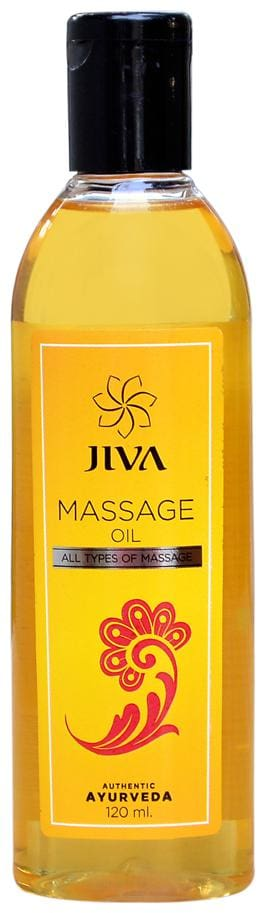 Jiva Massage Oil (120 ml)