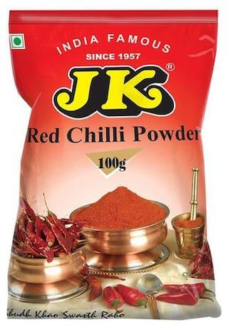 JK Powder - Red Chili 100 g