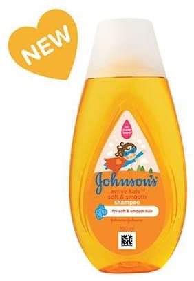 Johnson Active Kids Shampoo - Soft & Smooth 100 ml
