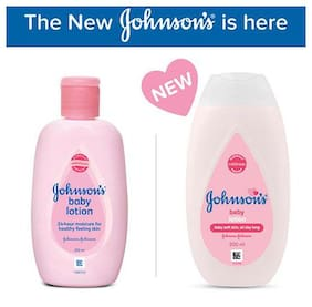 Johnson & Johnson Baby Lotion 200 Ml