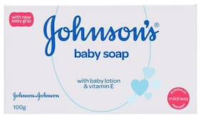 Johnson & Johnson Baby Soap 100 g