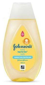 Johnson & Johnson Top-to-Toe Wash 100 ml
