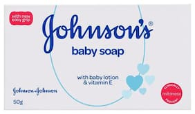 Johnson & Johnson Baby Soap 50 g