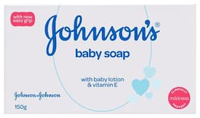 Johnson & Johnson Baby Soap 150 g