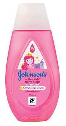 Johnson's Active Kids Shampoo - Shiny Drops With Argan Oil 100 ml