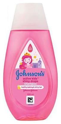Johnson's Active Kids Shampoo - Shiny Drops With Argan Oil 100 ml