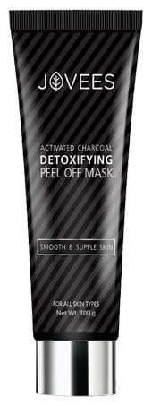 Jovees Detoxifying Charcoal Peel Off Mask 100 g