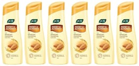 Joy Honey & Almonds Advanced Nourishing Body Lotion(Pack of 6 X 300 ml)