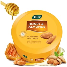 Joy Honey & Almonds Nourishing Skin Cream 500 ml