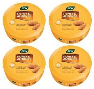 Joy Honey And Almond Cream 200 g each Pack of 4