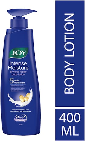 Joy Intense Moisture Dryness Repair Body Lotion 400ml