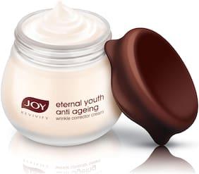 Joy Revivify Eternal Youth Anti Ageing Wrinkle Corrector Cream SPF 20 PA++ 50gm
