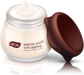 Joy Revivify Eternal Youth Anti Ageing Wrinkle Corrector Cream SPF 20 PA++ 50gm