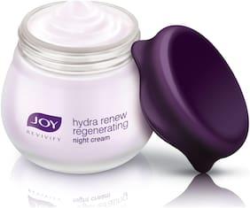 Joy Revivify Hydra Renew Regenerating Night Cream 50gm