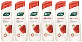 Joy Skin Fruits Moisturising Body Lotion (Pack of 6 X 500 ml)