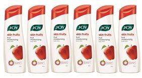 Joy Skin Fruits Moisturising Body Lotion (Pack of 6 X 500 ml)
