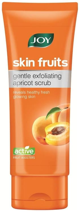 Joy Skin Fruits Gentle Exfoliating Apricot Scrub 200 ml