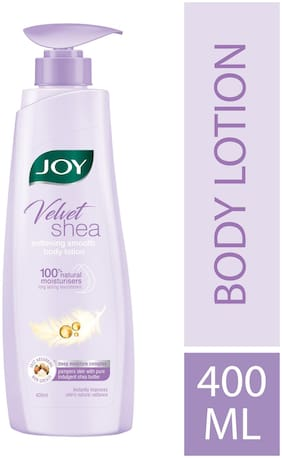 Joy Velvet Shea Softening Smooth Body Lotion 400ml