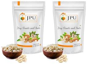JPU Whole Cashew 200g (Pack of 2)