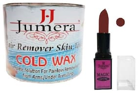 jumera special combo cold wax 650 magic lipstick 04