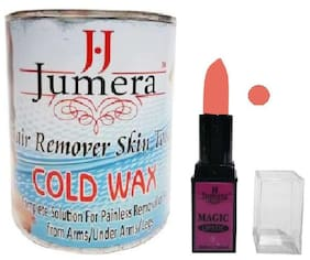 jumera special combo cold wax 950 magic lipstick 09