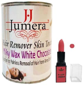 jumera special combo milky wax 950 with magic lipstick 05