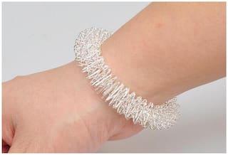 K Kudos Acupressure Hand Wrist Massage Rings Promote Blood circulation Bracelet pack of 1