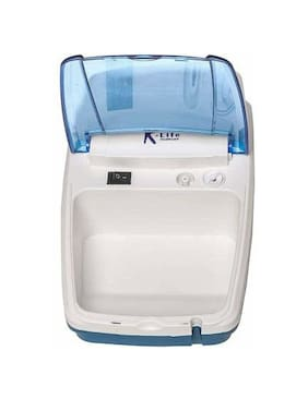 K-Life Nebulizer -102 with inbuilt storage Chamber