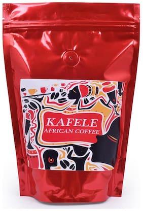 KAFELE African Dark Roast Coffee Beans (250 g)