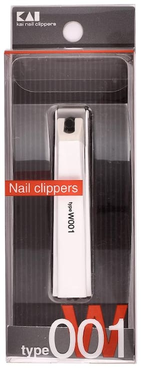 Kai_Nail Clipper W001 White