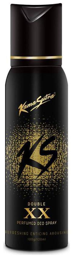 Kamasutra Double XX Perfumed Deo Spray - 120 ml