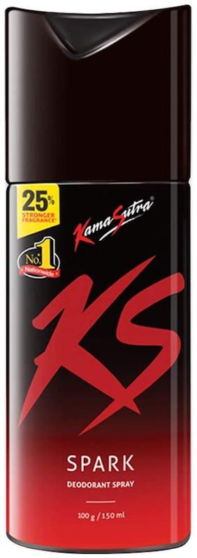Kamasutra Spark Deo Spray - 150 ml