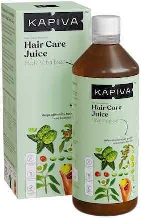 Kapiva Hair Care Juice   For Hair Nourishment From Within   With Amla, Noni, Bhringraj & Ashwagandha