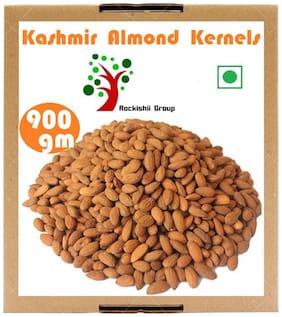 Kashmiri Organic Badam Giri Kernels 900 Grams (Pack of 1)