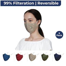 kawach Fashion Masks For Unisex