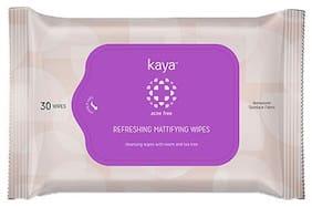 Kaya Clinic Refreshing Mattifying Wipes