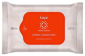 Kaya Clinic Everyday Cleansing Wipes  30 Pulls