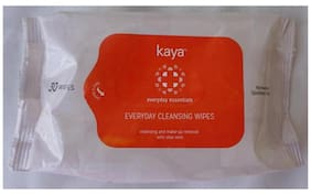 Kaya Skin Clinic Everyday Cleansing Wipes  30 Wipes