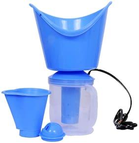 Kayra Decor Steamer Facial Steam Inhaler & Facial Sauna 3 In 1 Vaporizer  (Blue, White)