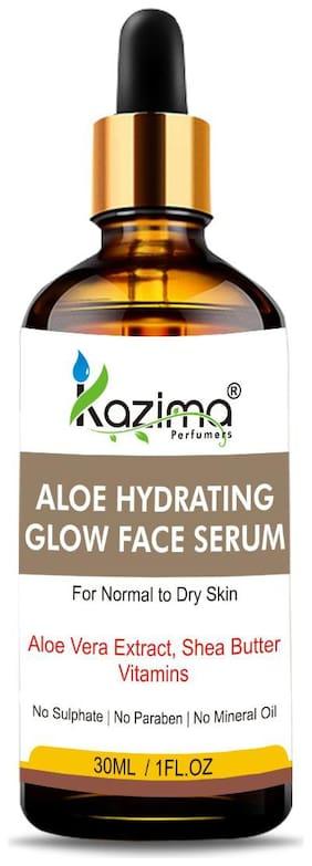 Kazima Aloe Hydrating Glow Face Serum (30 ml)