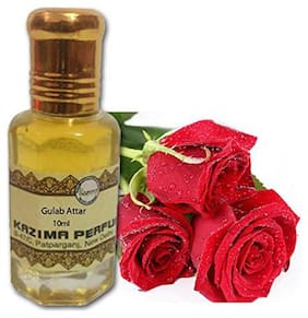 Kazima Gulab Attar Perfume For Unisex 10ml