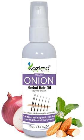 Kazima Premium Quality Onion Herbal Hair Oil 50 ml