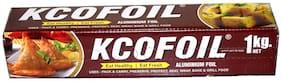 KCOFOIL Aluminium Foil 1 kg Net Aluminium Foil Guaranteed