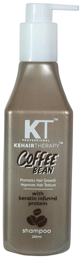 Kehairtherapy Coffee Bean With Keratin Infused Protein Shampoo 250ml